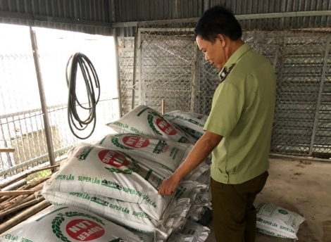 Rà soát, kiểm tra thường xuyên các điểm kinh doanh phân bón đã từng có sản phẩm phân bón vi phạm về chất lượng