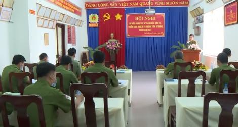 Tây Ninh: Phát hiện, bắt giữ 215 vụ, 567 đối tương thu giữ hơn 14kg ma túy trong 6 tháng đầu năm 2021
