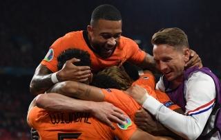 Đánh bại Áo, Hà Lan sớm giành quyền vào vòng 1/8 EURO 2020