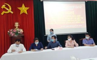 Gò Dầu: Ký kết chương trình phối hợp giữa Ban Tuyên giáo Huyện ủy và HĐND, UBND, Viện Kiểm sát Nhân dân, Tòa án Nhân dân
