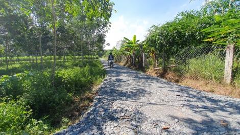 Xã Hiệp Thạnh phấn đấu đạt chuẩn xã nông thôn mới năm 2021
