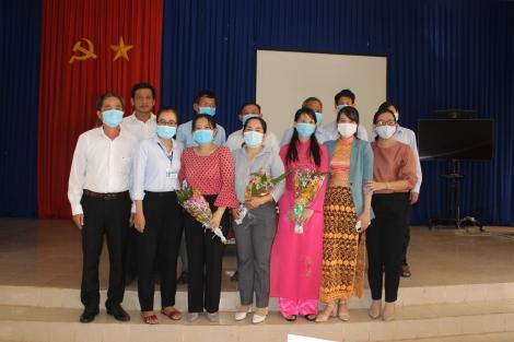 Thành lập Hợp tác xã Dịch vụ nông nghiệp Lộc Ninh