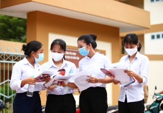 Thị xã Trảng Bàng triển khai công tác tổ chức kỳ thi tốt nghiệp trung học phổ thông năm 2021