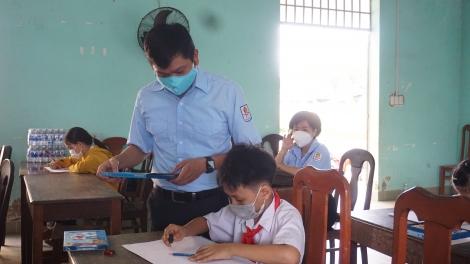 Hội đồng đội huyện Dương Minh Châu phát động các phong trào dành cho thiếu nhi