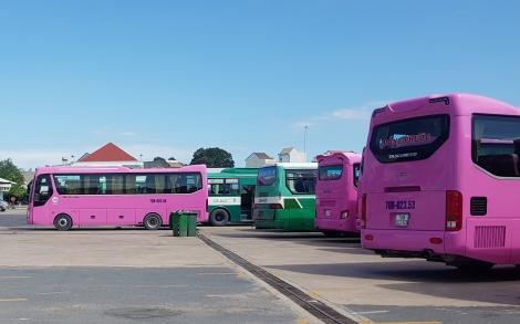 Quy định mới về vận tải hành khách công cộng đi TP. Hồ Chí Minh và Bình Dương