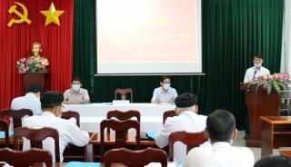 Gò Dầu: Bầu bổ sung 4 ủy viên Uỷ ban Mặt trận Tổ quốc Việt Nam huyện