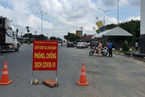 Tây Ninh: Thiết lập 3 vùng cách ly y tế