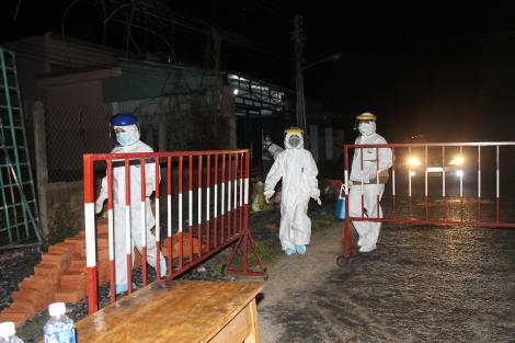 Tây Ninh: Thiết lập thêm vùng cách ly y tế tại khu vực xảy ra ca bệnh Covid-19