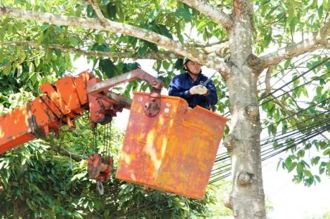 Bảo đảm an toàn sử dụng điện trong Nhân dân