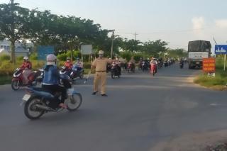 Ngành GTVT Tây Ninh: Lập thêm chốt kiểm soát phòng, chống dịch Covid-19