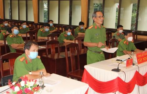 Lực lượng Cảnh sát điều tra ĐTTP về ma tuý: 6 tháng, cả nước bắt giữ hơn 17.600 đối tượng phạm tội về ma tuý
