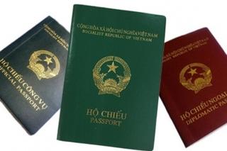 Hộ chiếu đáp ứng yêu cầu bảo an, chống nguy cơ làm giả