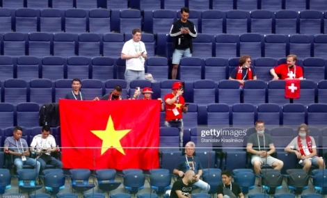 Người Việt và tình yêu dành cho lá cờ đỏ sao vàng