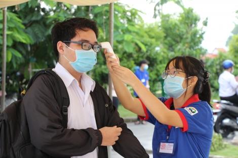 """Tây Ninh: Ra quân tiếp sức cho các """"sĩ tử"""" kỳ thi tốt nghiệp THPT năm 2021"""