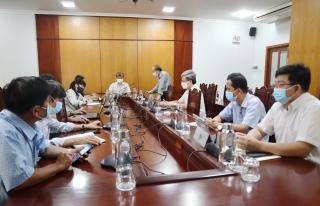 Ban Chỉ đạo phòng, chống dịch bệnh của tỉnh: Tăng cường công tác truyền thông về dịch bệnh Covid-19 cho người dân
