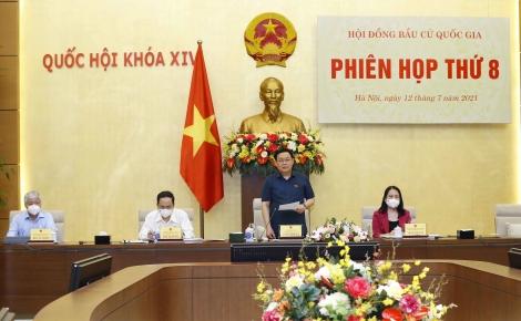499 người trúng cử được xác nhận tư cách đại biểu Quốc hội Khóa XV