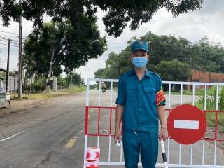 Thực hiện nghiêm việc giãn cách xã hội theo tinh thần Chỉ thị 16/CT-TTg tại huyện Dương Minh Châu