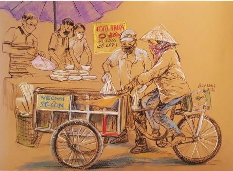 Góc nhỏ Sài Gòn