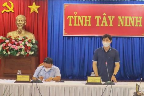 Tây Ninh: Áp dụng Chỉ thị 16/CT-TTg trong toàn tỉnh để phòng, chống dịch