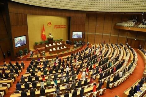 Kỳ họp thứ nhất Quốc hội khóa XV giảm 5 ngày và tiến hành cả thứ Bảy, chủ Nhật