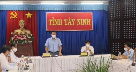 Ban Chỉ đạo phòng, chống dịch bệnh tỉnh: Phân chia cấp độ dịch bệnh để chống dịch hiệu quả