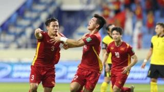 Choáng với cơ hội đi tiếp của tuyển Việt Nam tại vòng loại World Cup