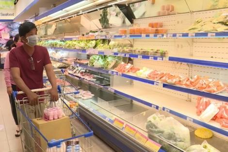 Tây Ninh: Ngày 21.7 hàng hóa đầy đủ, đáp ứng nhu cầu mua sắm của người dân
