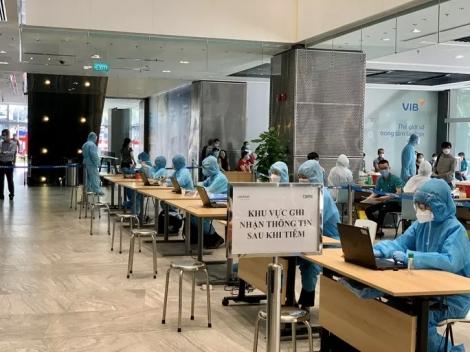 Viettel cử nhân sự công nghệ hỗ trợ chiến dịch tiêm chủng Covid-19 quy mô lớn tại TP HCM