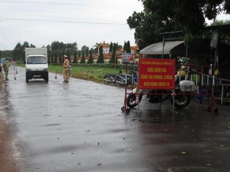 Thị xã Hoà Thành: Tăng cường phòng, chống dịch Covid-19