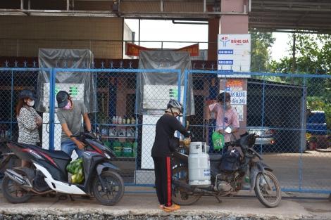Huyện Dương Minh Châu: Không cấm kinh doanh xăng dầu