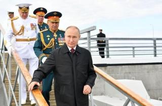 Tổng thống Putin: Nga có thể thực hiện cuộc tấn công 'không gì ngăn cản nổi'