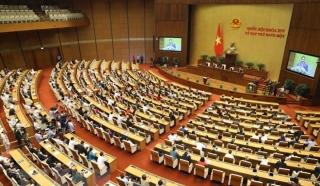 Toàn cảnh Lễ tuyên thệ nhậm chức của tân Thủ tướng Phạm Minh Chính