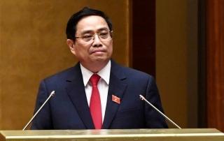 Thủ trướng trình cơ cấu Chính phủ nhiệm kỳ 2021-2026 gồm 27 thành viên