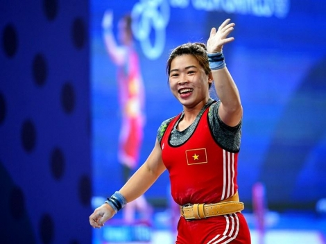 Lịch thi đấu TTVN tại Olympic Tokyo ngày 27/7: Chờ tin vui từ lực sĩ Hoàng Thị Duyên