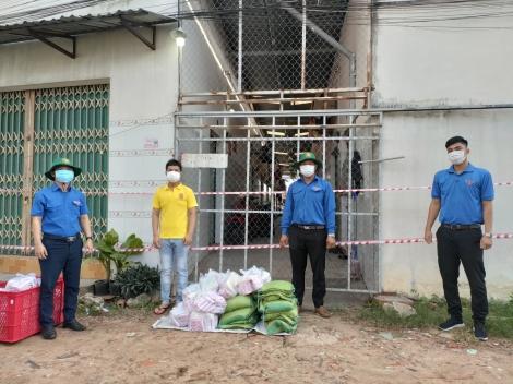 Thị đoàn Trảng Bàng: Tổ chức các hoạt động chung tay phòng, chống dịch Covid-19
