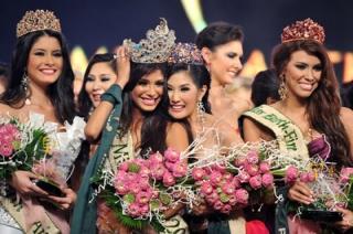 Việt Nam từng đăng cai 3/6 cuộc thi sắc đẹp lớn nhất thế giới