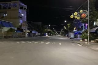 Thị xã Hoà Thành: Người dân nghiêm túc thực hiện các biện pháp tăng cường Chỉ thị 16- CT-TTg