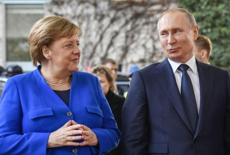 Nga thắng lớn khi Mỹ và Đức đạt thỏa thuận về Dòng chảy phương Bắc 2