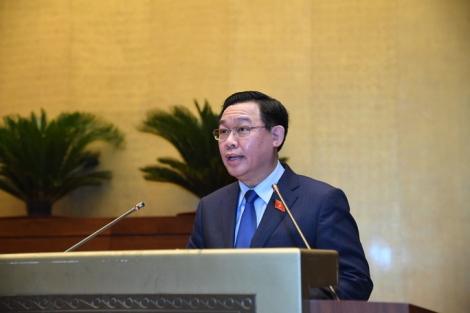 Chủ tịch Quốc hội: Tập trung mọi nguồn lực cho công tác phòng, chống dịch Covid-19