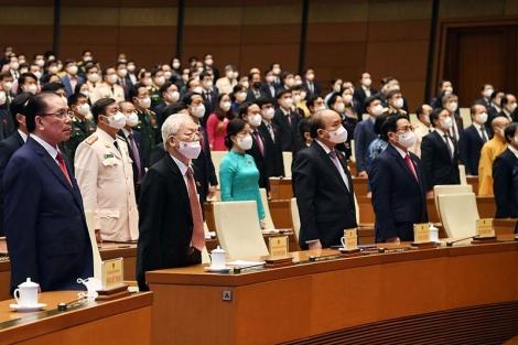 Quốc hội giao quyền chủ động, linh hoạt cho Chính phủ trong chống dịch