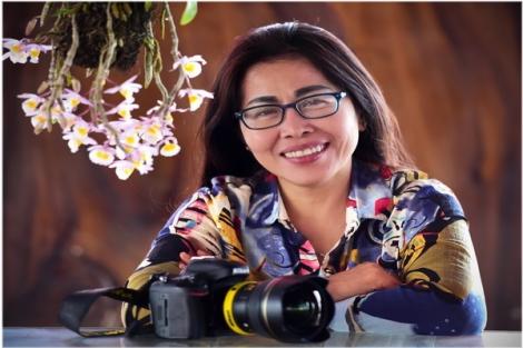 Nữ nhiếp ảnh đoạt 2 giải cuộc thi ảnh Vẻ đẹp Việt Nam