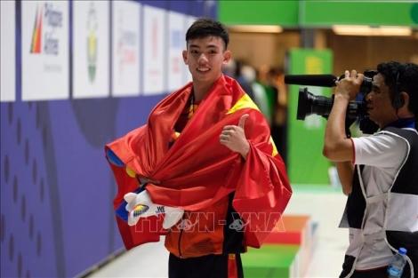 Olympic Tokyo 2020: Kình ngư Nguyễn Huy Hoàng tranh tài ở đường đua 1.500 m tự do