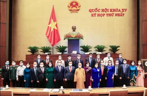 Nhìn lại kỳ họp thứ nhất, Quốc hội khóa XV: Sự khởi đầu tốt đẹp