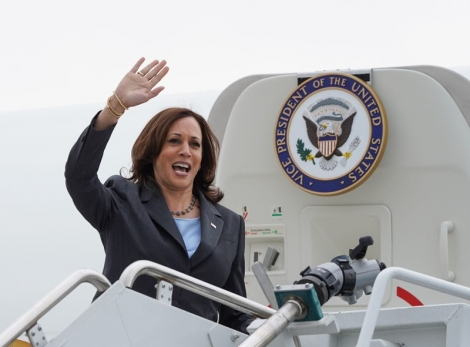 Nhà Trắng: Phó Tổng thống Mỹ Kamala Harris sắp thăm Việt Nam