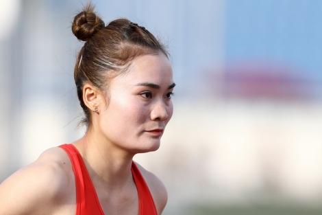 Quách Thị Lan vào bán kết 400 m rào nữ Olympic