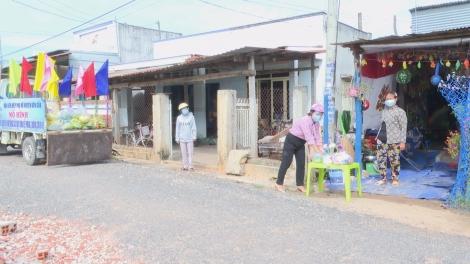 Hội LHPN huyện Bến Cầu vận động gần 650 triệu đồng tặng các hộ dân