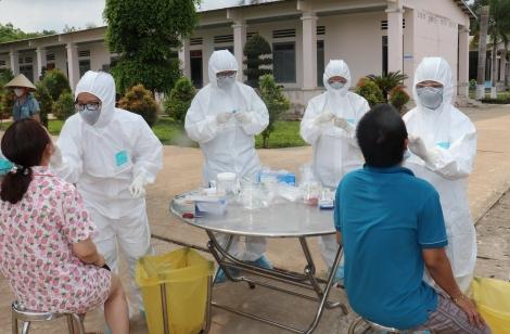 Tây Ninh có 133 ca nhiễm Covid-19 mới trong ngày