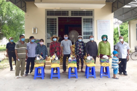 Xã Thành Long (huyện Châu Thành): Phát huy vai trò đảng viên nâng cao chất lượng tổ dân cư tự quản