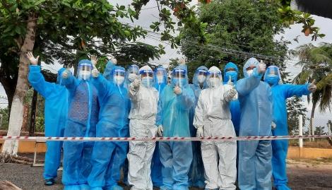 Lời kêu gọi huy động nguồn nhân lực Y tế chung tay góp sức phòng, chống dịch Covid-19