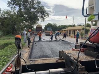 """Ngành Giao thông Tây Ninh: Nhiều dự án bị """"neo"""" do dịch bệnh"""